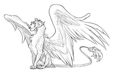 Skylar Drawing