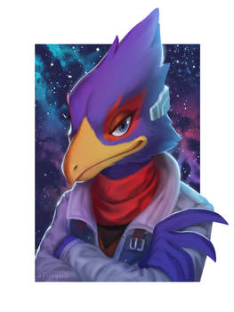 Six Fanarts Falco