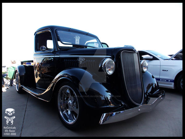 Sweet Ride Custom Ford Truck Sweet Rims 2012 by HotCarsLadyARL-Raven
