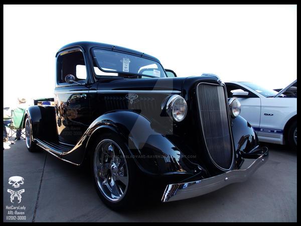 Sweet Ride Custom Ford Truck Sweet Rims 2012 by HotCarsLadyARL-Raven