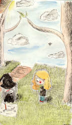 DES PTITS TRAITS by Alice-joke
