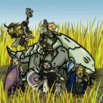 Litorians Mini Set Cover by WhoDrewThis