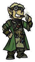 Halfling Alchemist