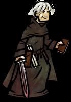 Brother Caedvel by WhoDrewThis