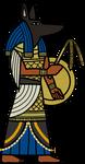 Skinwalker Cleric of Anubis