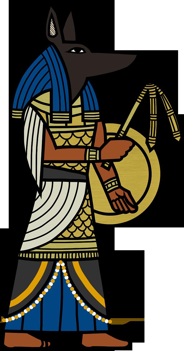 Skinwalker Cleric Of Anubis By Whodrewthis On Deviantart