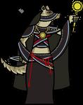 Inanna, Gnoll Cleric
