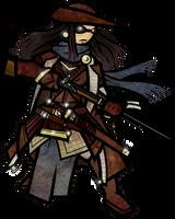 Sorshen Clone Gunslinger by WhoDrewThis