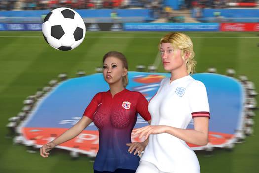 Norway v England