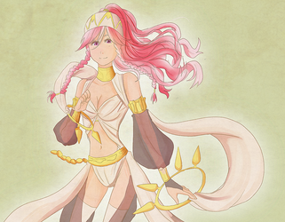 Olivia by Fairy-Red-Hime