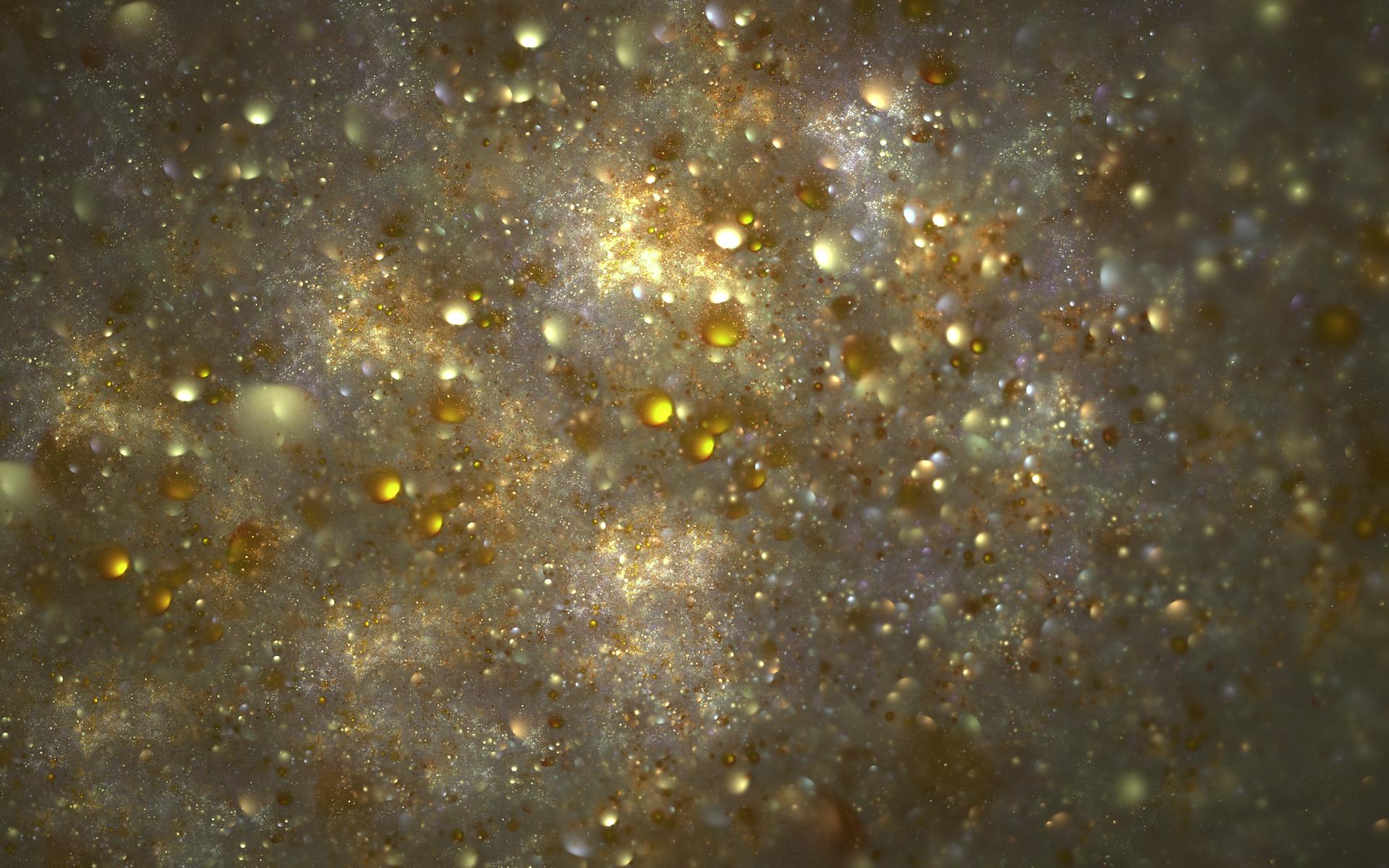 Free Texture Stock - Golden Spots (1920x1200 px)