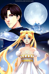 Sailor Moon Crystal by instantmiso