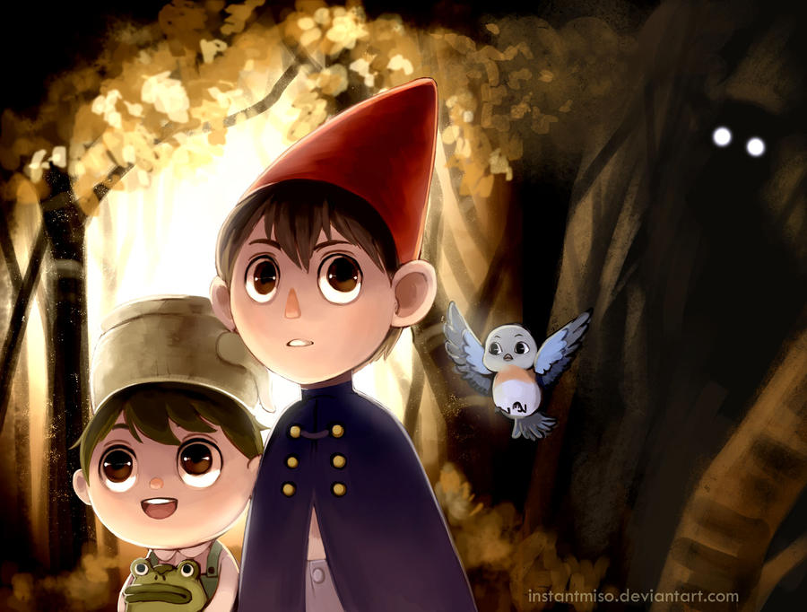 Over The Garden Wall By Instantmiso On Deviantart