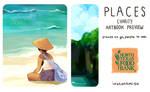 Places: Artbook Preview