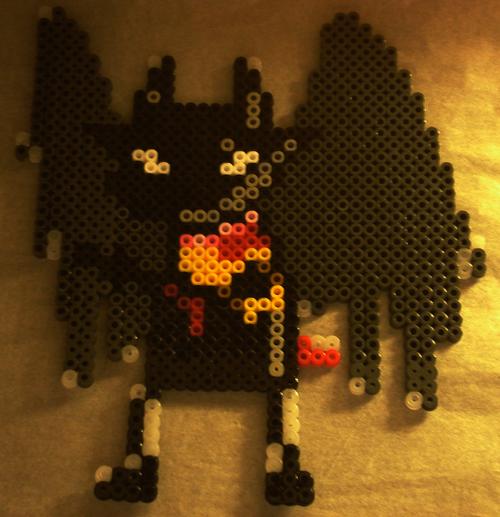 Jack or Bec Noir by Blackshadowbutterfly