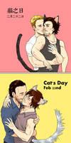 Cat's day