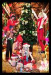 Gurren Lagann Christmas - 02 - Colour of Christmas
