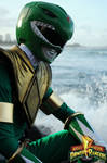 Power Rangers - Green Solace