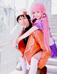 Mirai Nikki - HAPPY END -