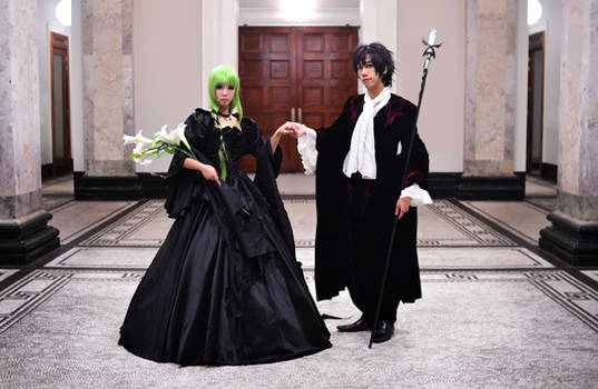 Code Geass - The Witch and The Warlock