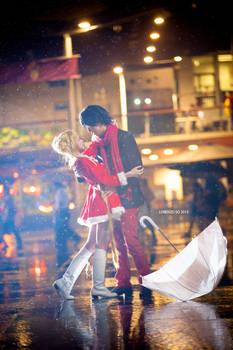 Sailor Moon Christmas - 03 -Just Let the Rain Fall