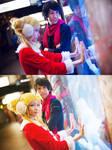 Sailor Moon Christmas -04- You and Me, Me and You