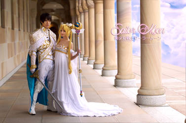 Sailor Moon - 02 - King and Queen by mangalphantom