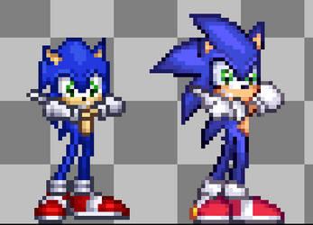 Sonic by DjProhawk
