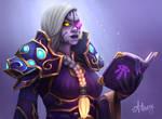 Dark iron dwarf mage [C]