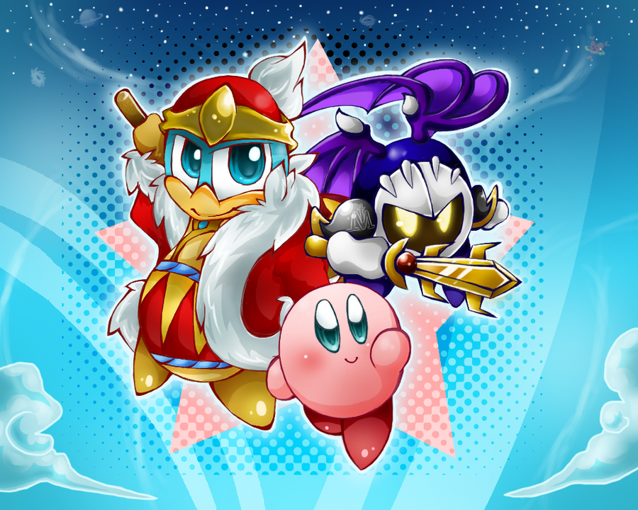 Kirby of the Stars by kirbykawaii2105