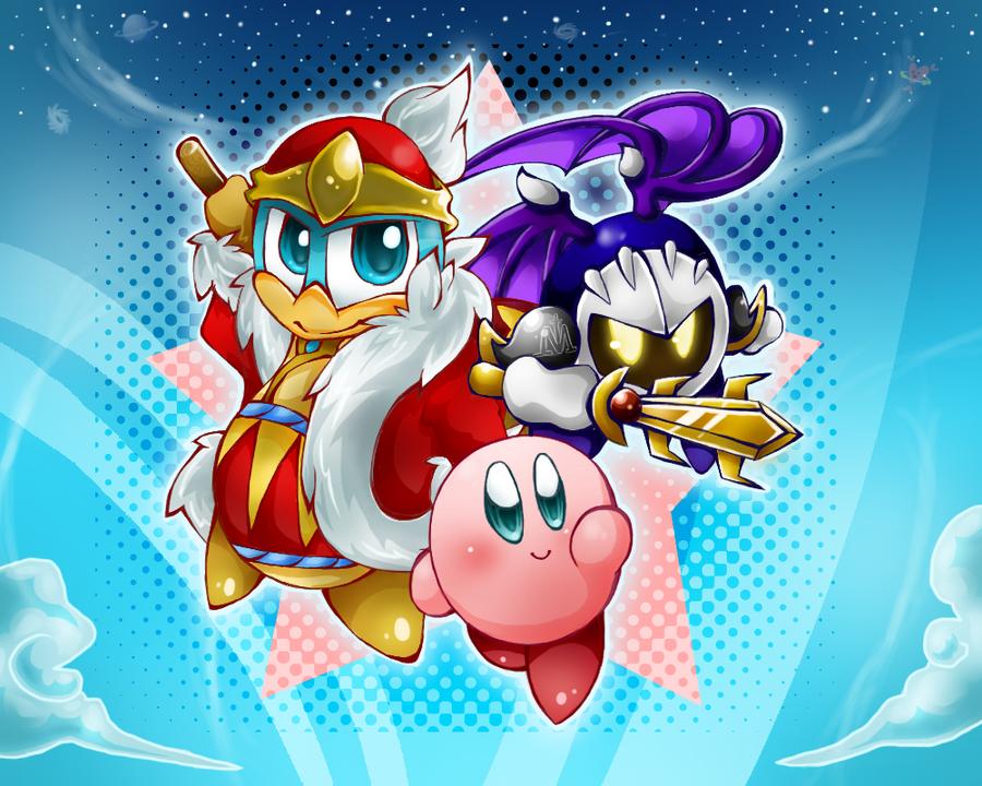 Kirby of the Stars by kirbykawaii2105