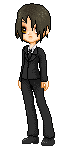 Pixel Vincent by SylverTrinity