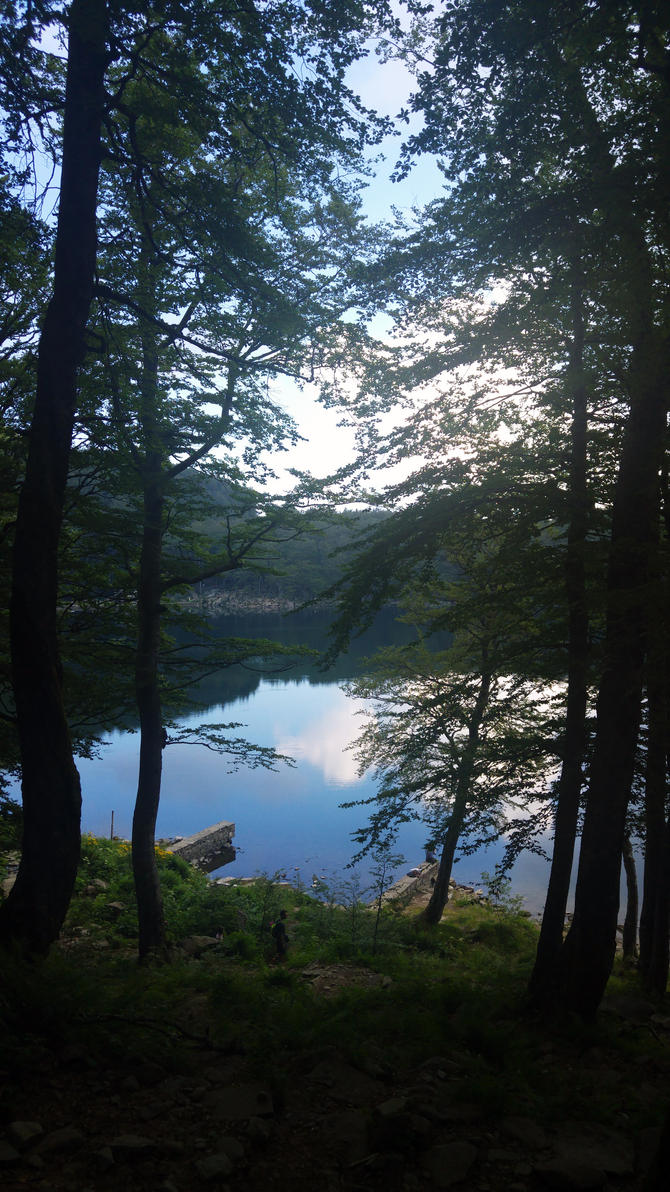 Lago Santo II by SylverTrinity