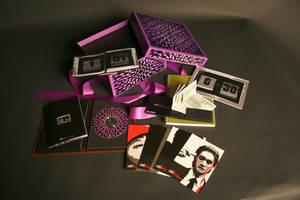 Oldboy Promotional Kit: Box 2 by bluemira