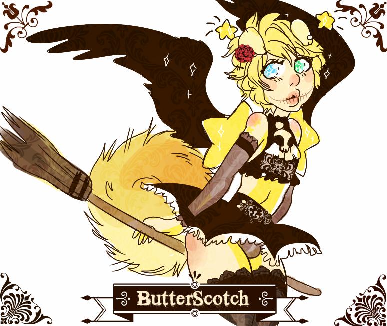 Buttter Nutter by ExoticDreamer
