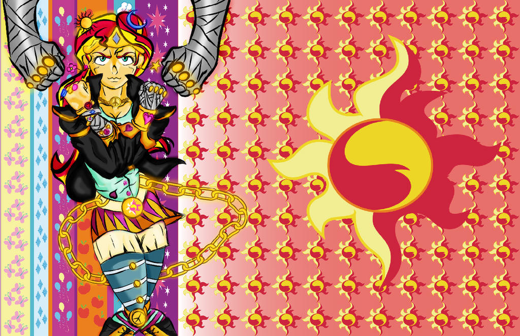 Jojo sunset shimmer background by brother lionheart on deviantart jojo sunset shimmer background by brother lionheart voltagebd Gallery