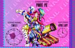 Jojo Pinkie Background and Statics