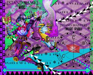 Jojo Twilight / Background and Statics by brother-lionheart