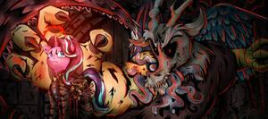 Poniest dungeon (no text)