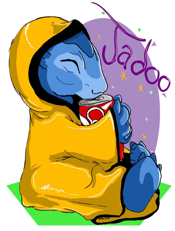 Jadoo by Rei-Kanashii on DeviantArt