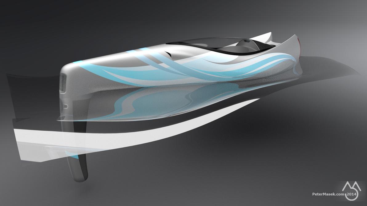 Speedboat by mousek