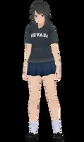[Yandere Simulator x ???] Nevada Outfit
