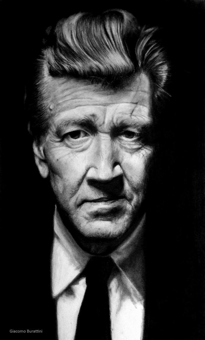 David Lynch by giacomoburattini