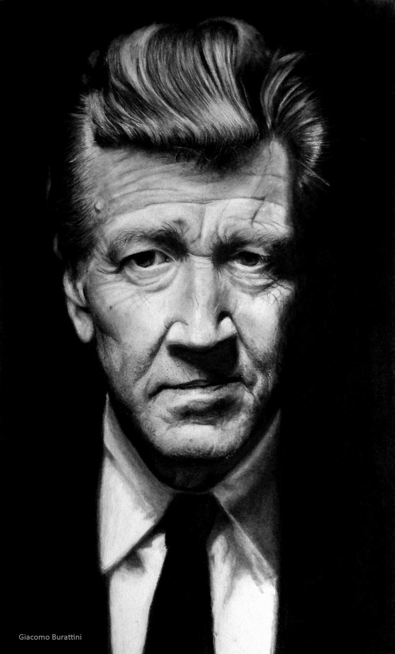 David Lynch by giacomoburattini