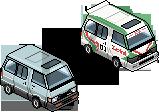 Toyota Space Cruiser by DorifutoRabbit