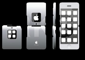 iPhone Nano by DorifutoRabbit
