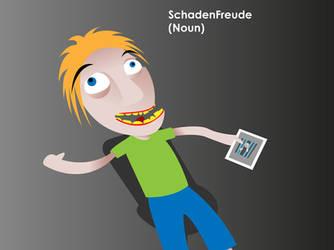 D-A-D day 4: Schaudenfreude by DorifutoRabbit