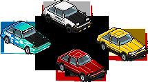 Toyota AE86 Pixel