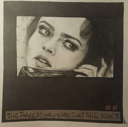Marla Singer | Fight Club Fanart