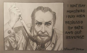 Vincent Price | Fanart | My precious inspiration